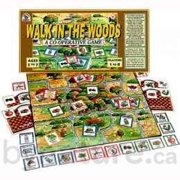 Walk in the Woods, Cooperative Game
