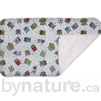 baby changing pads vinylfree hoot