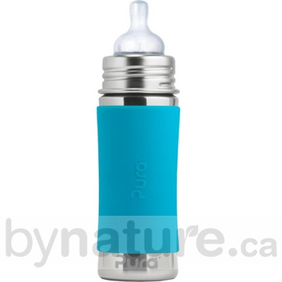 Stainless steel baby bottles safe