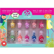 Non-toxic Mini Nail Kit, Party Palette