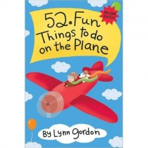 52 Fun Things to Do on the Plane Cards