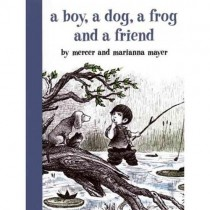 A Boy, a Dog, a Frog and a Friend