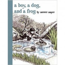 A Boy, a Dog and a Frog