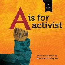 A Is For Activist, Board Book