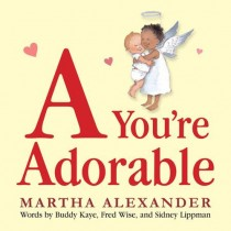A You're Adorable, Board Book