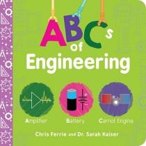 ABCs of Engineering, Board Book