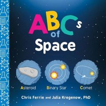 ABCs of Space, Board Book