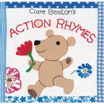 Action Rhymes Board Book