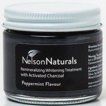 Nelson Activated Charcoal Whitening Toothpaste