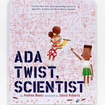 Ada Twist, Scientist (Hardcover)