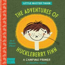 Adventures of Huckleberry Finn, BabyLit Board Book
