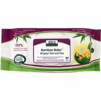Aleva Bamboo Baby Wipes