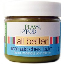 All Natural All Better Chest Balm