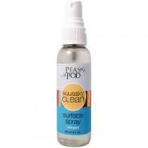 All Natural Squeaky Clean Hand Spray
