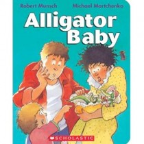 Alligator Baby, Board Book