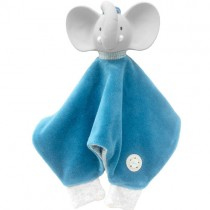 Alvin the Elephant Puppet Snuggly
