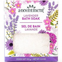 Anointment Bath Soak, Lavender