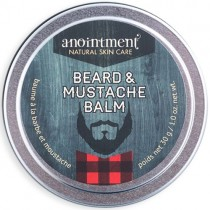 Anointment Natural Skin Care, Beard & Moustache Balm