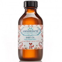 Anointment Natural Skin Care, Baby Oil