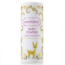 Anointment Natural Skin Care, Baby Powder