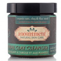 Anointment Natural Skin Care, Herbal Clay Cleanser