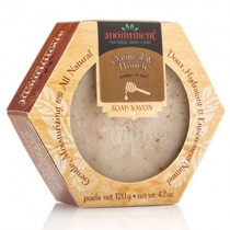 Anointment Handmade Soap, Oatmeal & Honey