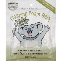 Aura Cacia Foam Bath for Kids, Clearing