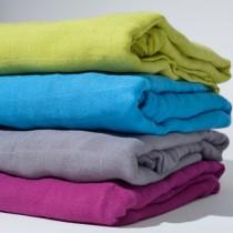 Austin Tie Dye Swaddle Blankets, Solids