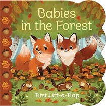 Babies in the Forest, Board Book
