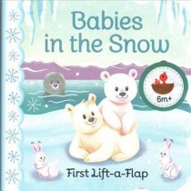 Babies in the Snow, Board Book