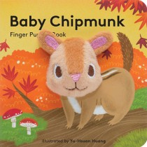 Baby Animal: Finger Puppet Book