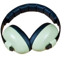 Baby Ear Muffs, Mint Green