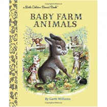 Baby Farm Animals, Board Book
