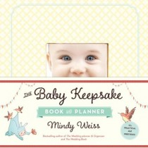 Baby Keepsake Book by Mindy Weiss