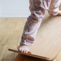 Wooden Balance Board, Natural
