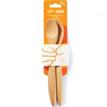 Bamboo Baby Feeding Spoon (2pk)
