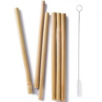 Bamboo Straws (6pk)