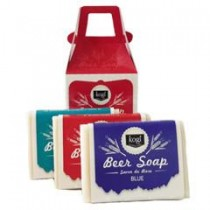 Kogi Naturals Beer Soap, 3-Pack Assorted