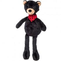 Soft Plush Black Bear