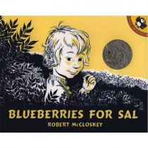 Blueberries for Sal Book w/ CD