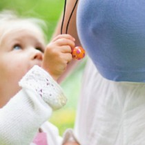 Bola Pregnancy Pendant