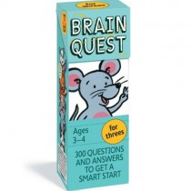Brain Quest Book, Threes