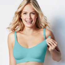 Bravado Seamless Nursing Bra, Sea Glass