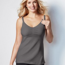 Bravado Dream Nursing Tank, Platinum