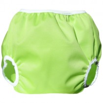 Bummis Pull On Whisper Pant, Lime