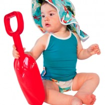 Bummis Sun Cap with UPF 50 (Swimmi and Tankini available separately)
