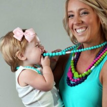 Changeable Chewables Silicone Necklace & Bracelet