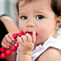 Chewbeads Jane Silicone Teething Necklace