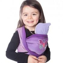 Baby Doll Carrier by Chimparoo, Amethyst Wrap