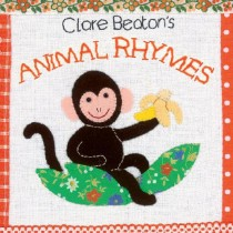 Animal Rhymes Board Book